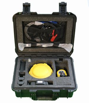 GEOPOS GNSS ROVER PACKAGE