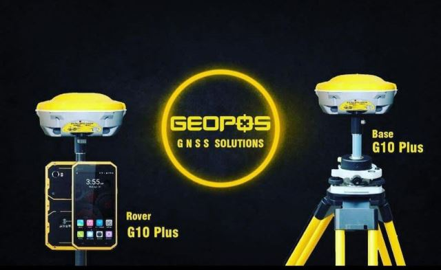 GEOPOS BASE AND ROVER